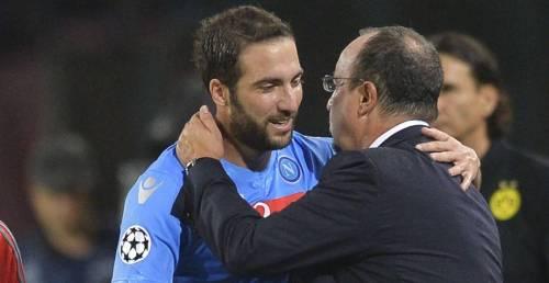 Benitez e i fantasmi È già sfida da brividi ma solo per il Milan