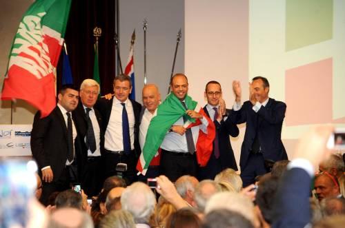 """Alfano lancia Forza Italia: """"Sarà una vittoria larga"""""""