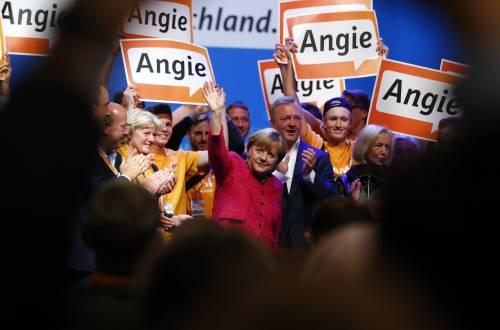 """Germania al voto. Il """"partito pro Merkel"""". Quanti leader tifano per lei"""