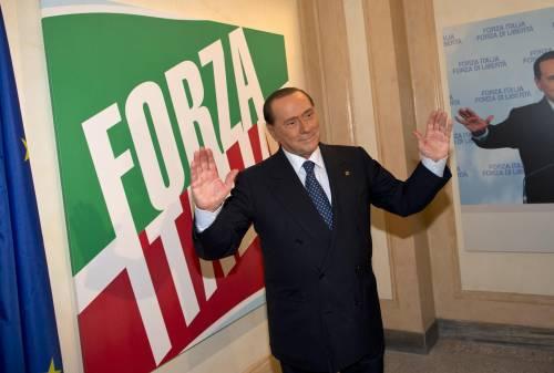 """Berlusconi non si fida dei pm: """"Quelli mi vogliono arrestare"""""""