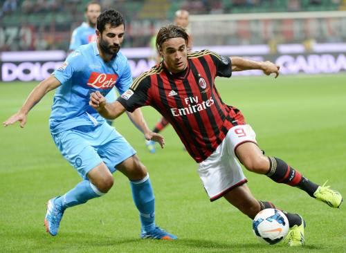 Derby di Roma ai giallorossi. Llorente segna e lancia la Juve. Il Napoli batte il Milan