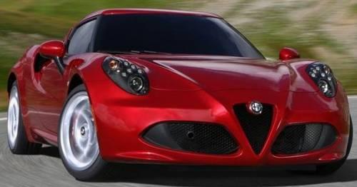 Alfa 4C, ambasciatrice del saper fare italiano