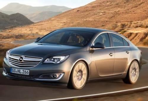 Opel Insignia, viaggiare a cinque stelle si può