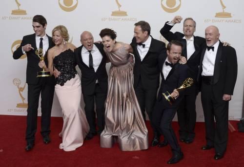 Breaking Bad e Modern Family stravincono agli Emmy Awards