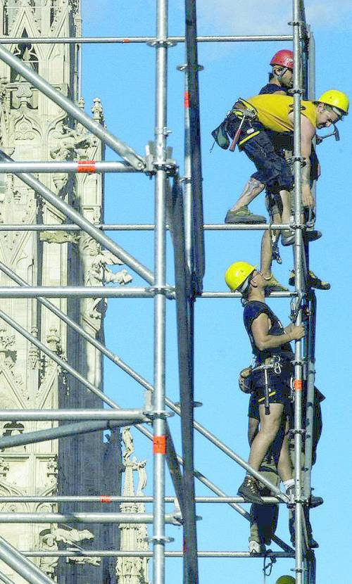 La ripresa è arrivata ma ora i costruttori temono gli stranieri