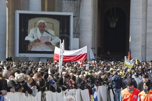 Al via le procedure per il Conclave: da lunedì al via le congregazioni