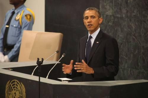 Obama l'equilibrista: fa il leone con la Siria e l'agnello con l'Iran
