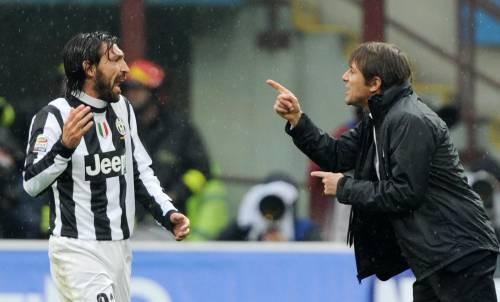 """Conte avverte la Juve: """"Nessun caso Pirlo ma cambio le regole"""""""