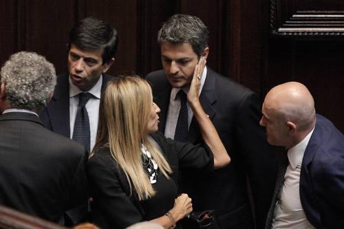 """Imitò la Boldrini, ora è il suo vice Il grande salto del """"baby2 Baldelli"""
