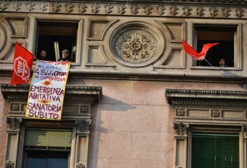 Bandiere rosse all'Anci per il diritto a occupare