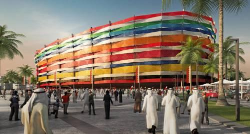 Nel Qatar torna la schiavitù: serve per costruire gli stadi