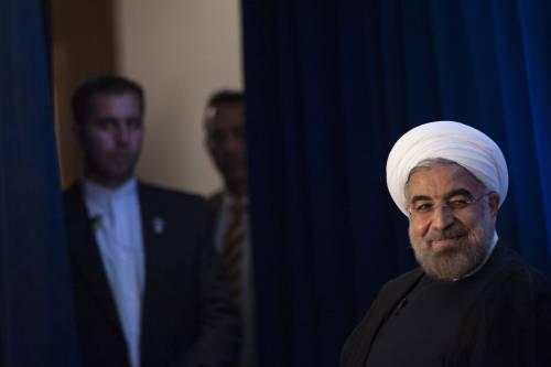 """Siria, Rohani: """"Vogliamo essere parte attiva del processo di pace"""""""