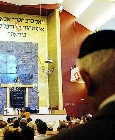 Il sabato al centro del Festival ebraico