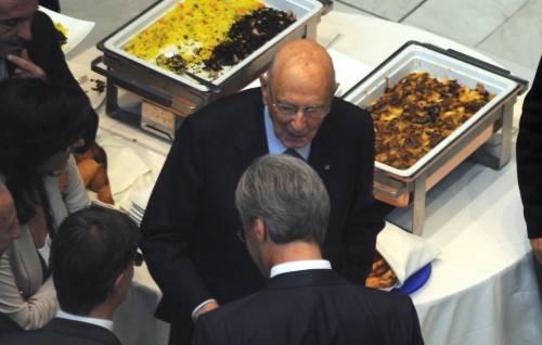 Napolitano, Monti e Draghi: la Bocconi crocevia della crisi