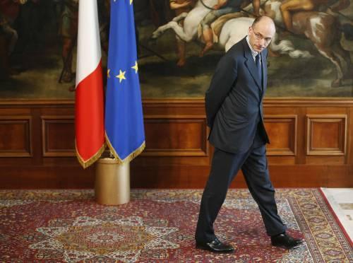 """Letta: """"Ci attendono grandi sfide"""". E scherza: """"Pregate per l'Italia"""""""