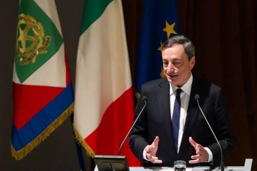 Draghi sconfessa i gufi: si vota? Per i conti non è un dramma