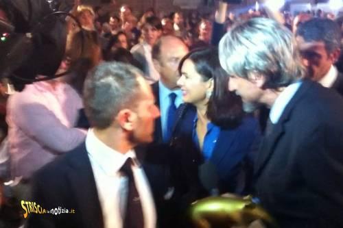 Striscia smaschera la Boldrini