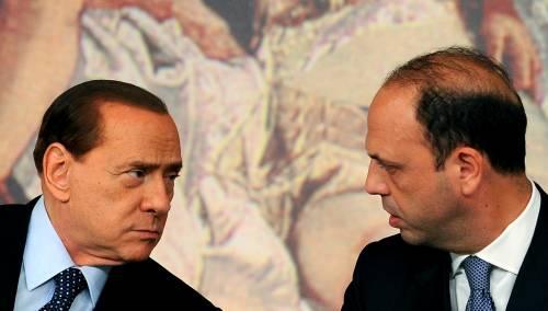 """Berlusconi al Pdl: """"Ho deciso da solo"""""""
