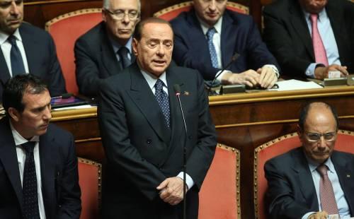 """Il Cav: """"Votiamo la fiducia a Letta"""". Ma ora il Pd vuole un'altra maggioranza"""