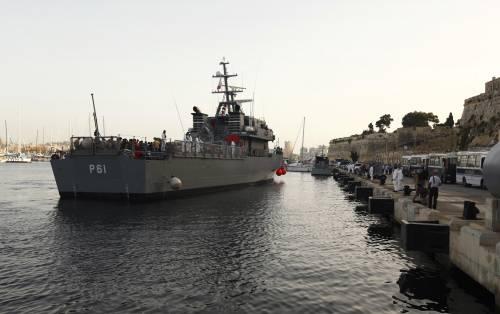 Pattugliatori, fregate e elicotteri: la task force per il Mediterraneo