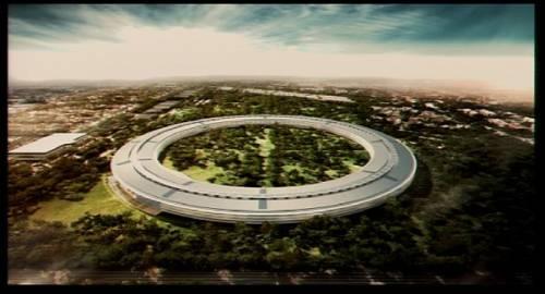Arriva Campus 2, progetto stellare Apple