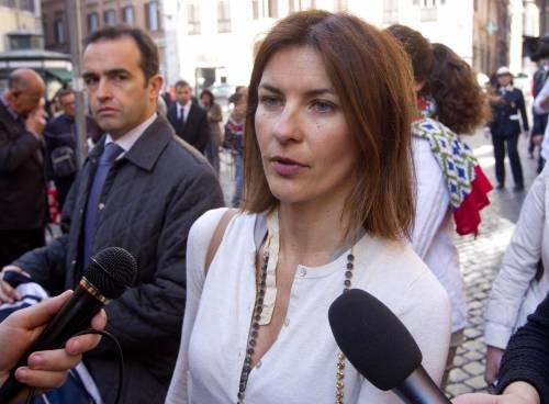 Alessandra moretti for Onorevoli pd donne