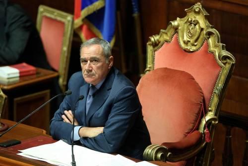 Decadenza Berlusconi, Pdl contro Grasso: salta ufficio di presidenza