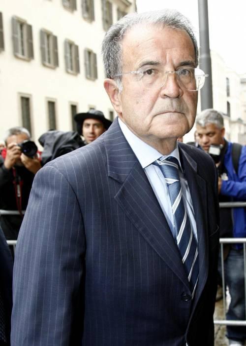 Prodi boccia l'Europa sui migranti poi riabilita il governo Gheddafi
