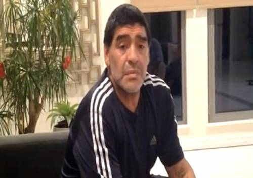 Maradona contro Gomorra