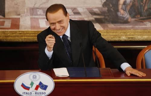 """Berlusconi ai parlamentari del Pdl: """"Serve unità, non capisco ragioni divisione"""""""