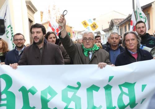 Salvini, il comunista padano che per Milano dà il sangue