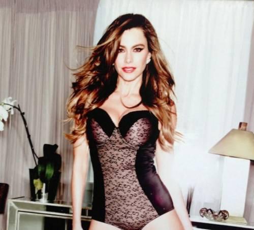 Sofia Vergara, curve sexy e mediterranee