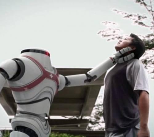 Mostri e robottoni invadono «Cielo»
