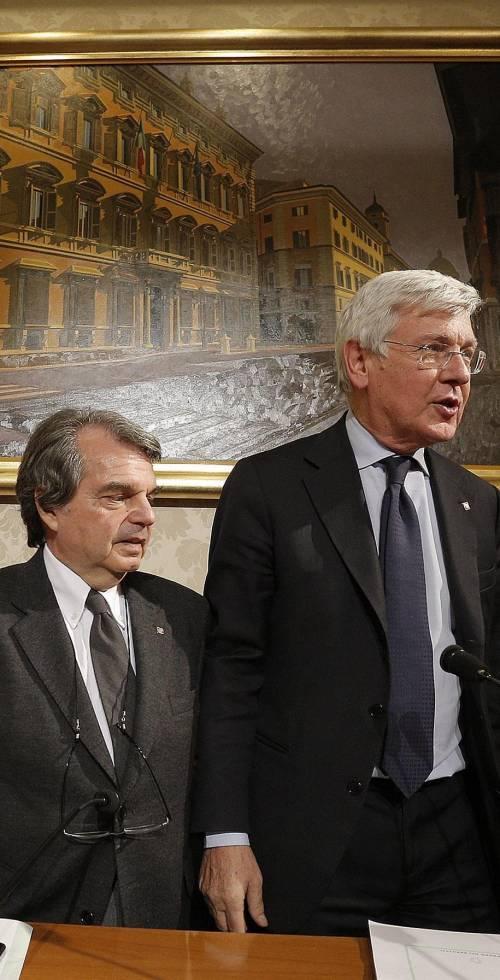 """Brunetta: """"Attendiamo la riforma della giustizia annunciata da Alfano"""""""