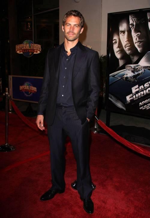 Paul Walker, attore di Fast and Furious, morto in un incidente d'auto