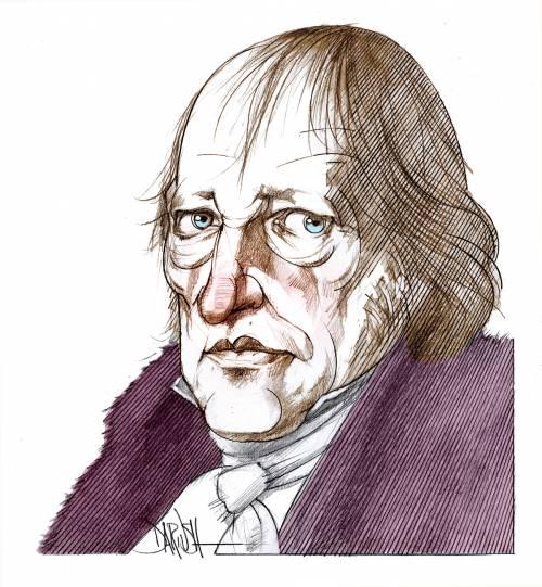 Fenomenologia dello Spirito magico Ecco l'altro Hegel
