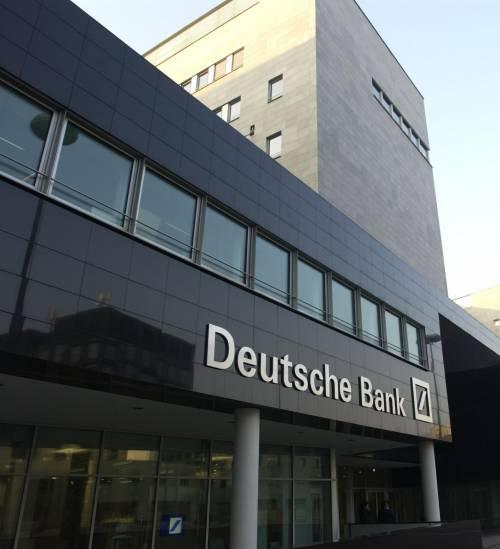 La minaccia di Deutsche Bank ora può far naufragare l'Europa