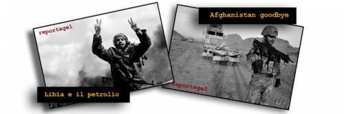 """""""Gli occhi della guerra"""": scegli e sostieni il tuo reportage"""