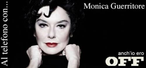 """Monica Guerritore: """"Quella volta che Al Pacino entrò nel mio camerino..."""""""