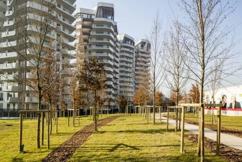CityLife diventa verde, inaugurata la prima parte del parco