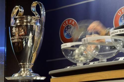 Sorteggi di Champions League, il programma dei quarti di finale