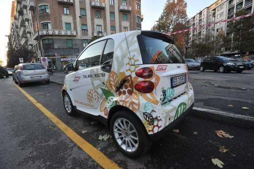 Il car sharing smonta il bluff di Area C