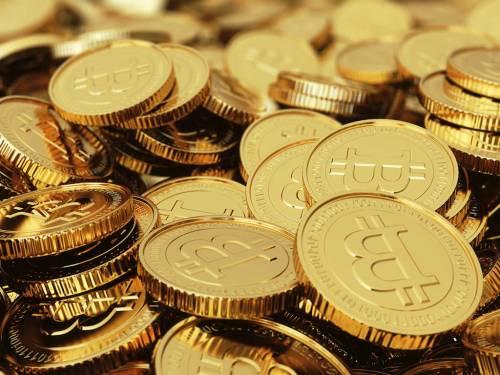 Il Giornale con i bitcoin