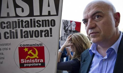 """Il comunista Rizzo si lamenta: """"Dopo 20 anni di parlamento vivo con 4.500 euro al mese"""""""