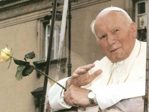 Spoleto, furto choc: rubato il sangue di Giovanni Paolo II