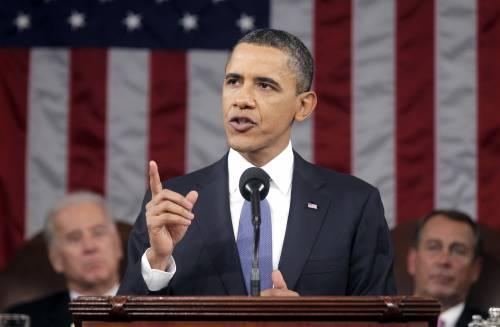 """Obama fa il """"grillino"""" e punta il dito contro i politicanti di Washington"""