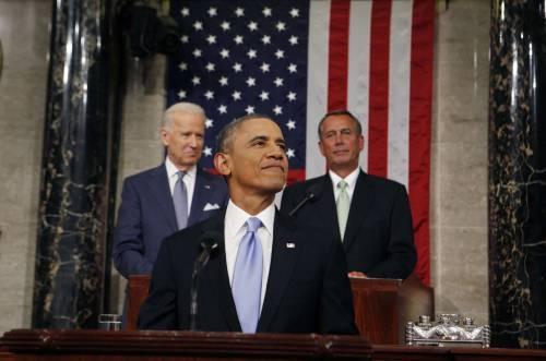 """Obama sfida il Congresso: """"Agirò da solo per decreto"""""""