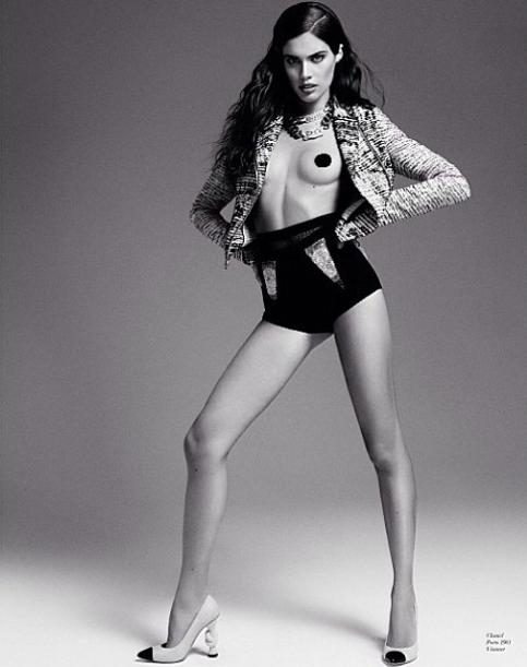 Sara Sampaio, nuovo volto di Victoria's Secret 7