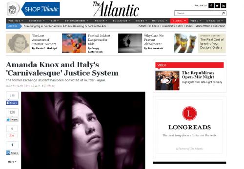 Inconcludente e lenta come una lumaca: così la stampa estera vede la giustizia italiana