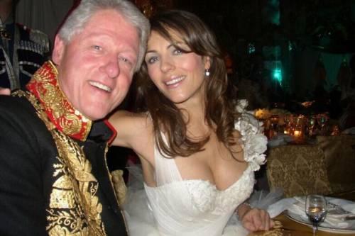 Altro che Monica Lewinski. Clinton avrebbe avuto una storia con Liz Hurley